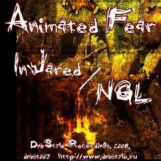 DNBST003 - Animated Fear - DnbStyle Recordings