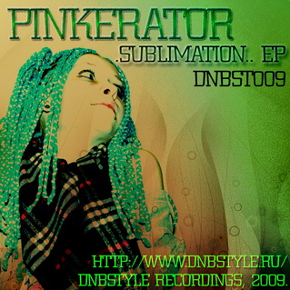 DNBST009 - Sublimation.. EP - DnbStyle Recordings