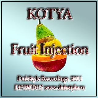DNBST012 - Fruit Injection - DnbStyle Recordings