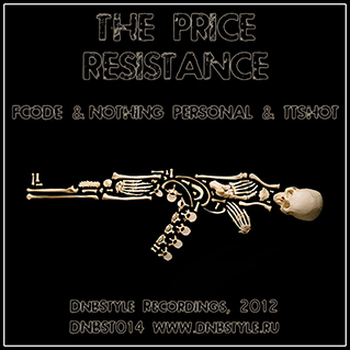 DNBST014 - The Price Resistance - DnbStyle Recordings
